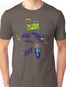 Contra Hard Corps (Genesis Character Lineup) Unisex T-Shirt