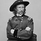 General George Armstrong Custer by warishellstore