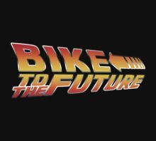 Bike To The Future T-Shirt
