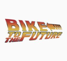 Bike To The Future Kids Clothes
