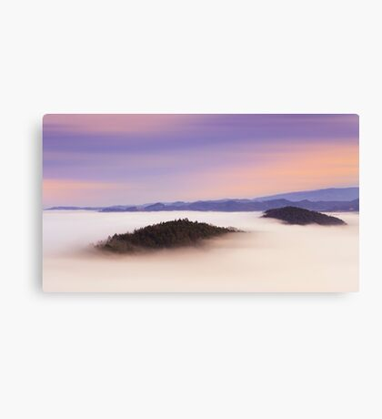 Natural mystic Canvas Print