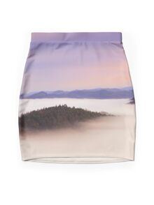 Natural mystic Mini Skirt