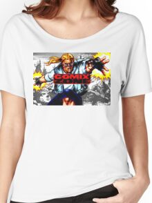 Comix Zone (Genesis) Women's Relaxed Fit T-Shirt