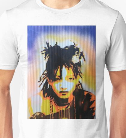 Willow Smith Stencil Unisex T-Shirt