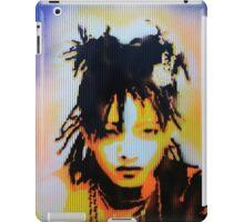 Willow Smith Stencil iPad Case/Skin