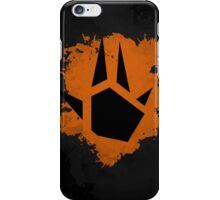Prime Charge Beam (Splatter Black) iPhone Case/Skin