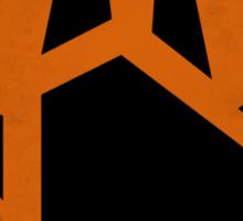 Prime Charge Beam (Splatter Black) Sticker