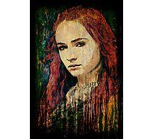 Sansa Stark Photographic Print