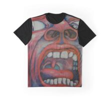 King Crimson - In the Court of the Crimson King Graphic T-Shirt