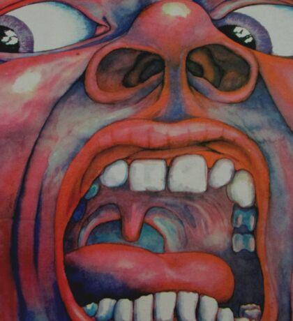 King Crimson - In the Court of the Crimson King Sticker