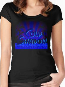 Maui Mallard in Cold Shadow (SNES Title Screen) Women's Fitted Scoop T-Shirt
