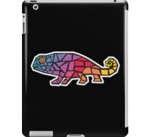Chameleon mosaic iPad Case/Skin