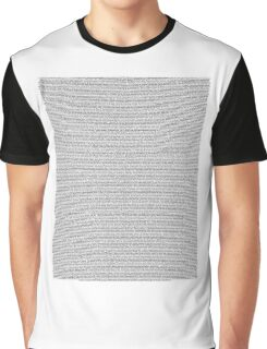 Entire Bee Movie Script Graphic T-Shirt
