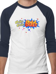 Chiki Chiki Boys (Genesis) Men's Baseball ¾ T-Shirt