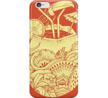 Drunk Toucan  iPhone Case/Skin