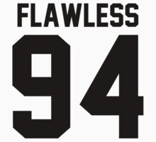 Flawless '94 - Jersey Tee  by jezzhands