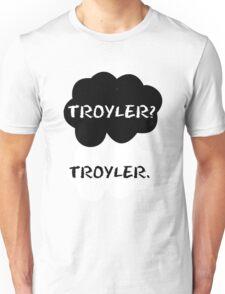 Troyler - TFIOS Unisex T-Shirt