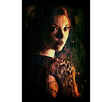 Margaery Tyrell Photographic Print
