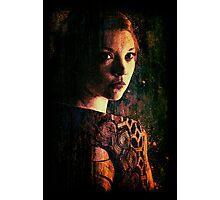 Margaery Tyrell Photographic Print