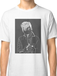 Alex Turner outline Classic T-Shirt
