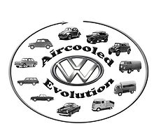 Aircooled VW Evolution by Harrysdesigns