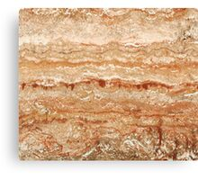 Marble Texture 25 Canvas Print