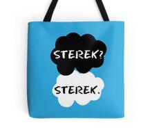 Sterek - TFIOS Tote Bag