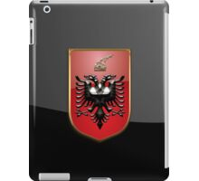 Albania - Coat of Arms  iPad Case/Skin