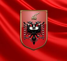 Albania - Coat of Arms  by Captain7