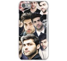 matthew daddario collage iPhone Case/Skin