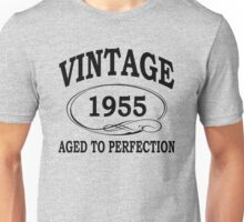 Vintage 1955 Aged To Perfection Unisex T-Shirt