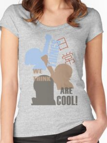 Things we think are Cool Shirt! Women's Fitted Scoop T-Shirt