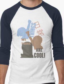 Things we think are Cool Shirt! Men's Baseball ¾ T-Shirt