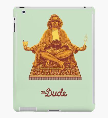 The dude - Big Lebowski iPad Case/Skin