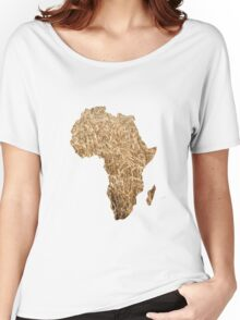 African bread basket Women's Relaxed Fit T-Shirt