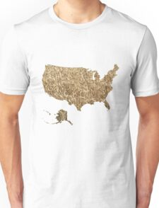 US arable farming Unisex T-Shirt