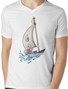 Sailing Mens V-Neck T-Shirt