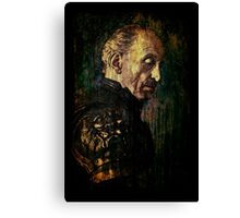Tywin Lannister Canvas Print