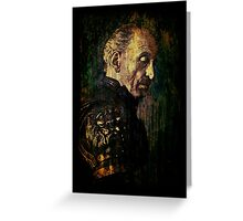 Tywin Lannister Greeting Card