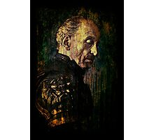 Tywin Lannister Photographic Print
