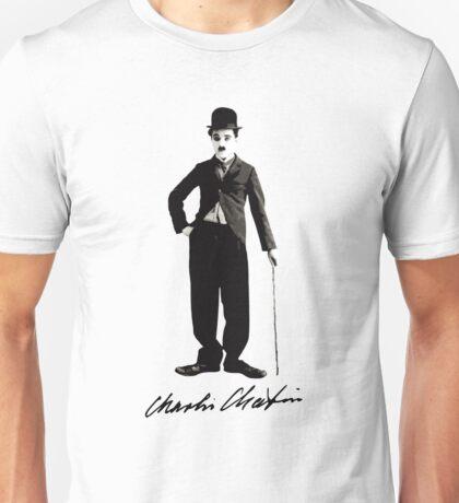 Charlie Chaplin - Autograph Unisex T-Shirt
