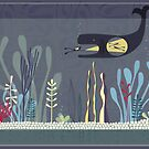 The Fishtank by Nic Squirrell