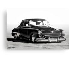 1949 Oldsmobile Rocket 88 Coupe Metal Print