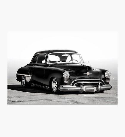 1949 Oldsmobile Rocket 88 Coupe Photographic Print