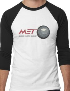 MET Work Shirt Men's Baseball ¾ T-Shirt