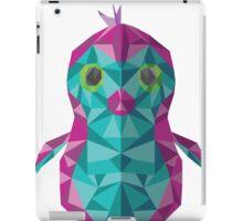 Hatched - penguin  iPad Case/Skin