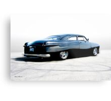 1950 Ford Custom Coupe Metal Print