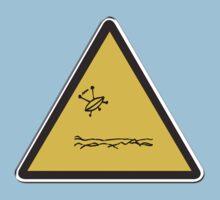 Danger! Ufo Landing One Piece - Short Sleeve