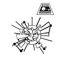 Alpha Moon Base by ixrid