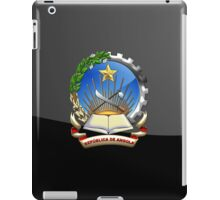 Angola - Coat of Arms  iPad Case/Skin